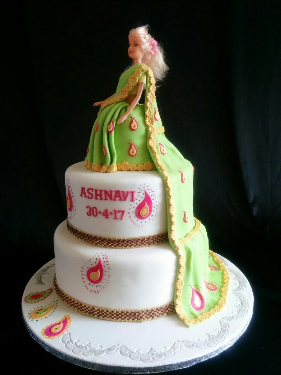 Puberty Ceremony Cakes